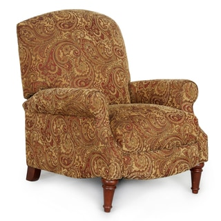 Cinnamon Paisley Spencer Recliner