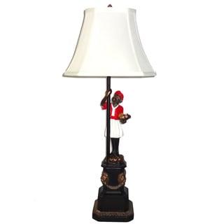 Arabian Monkey Table Lamp