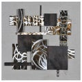 Giovanni Russo 'Heavy Metal II' Canvas Art