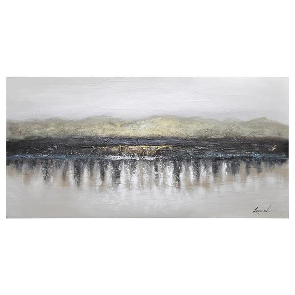 Dominic Lecavalier 'Sacrifice' Canvas Art