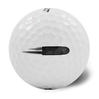 Ray Cook Titanium Bullet Golf Ball (Pack of 30)