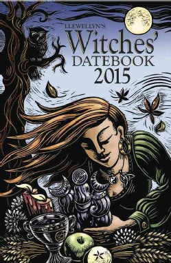 Llewellyn's Witches' Datebook 2015 (Calendar)