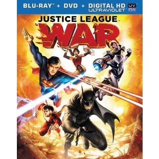 Justice League: War (Blu-ray Disc) 12033772