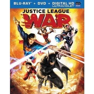 Justice League: War (Blu-ray Disc) 12033772