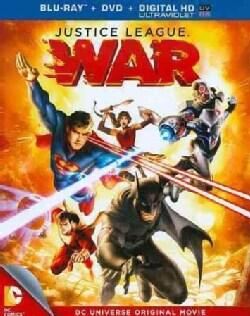 Justice League: War (Blu-ray/DVD)