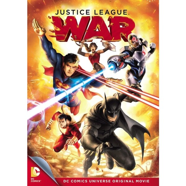 Justice League: War (DVD) 12033773