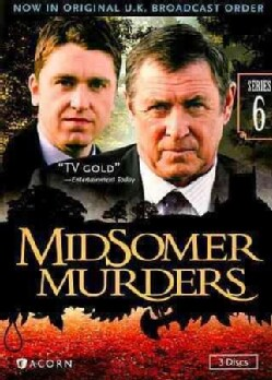 Midsomer Murders: Series 6 (DVD)