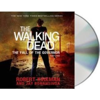 The Walking Dead: The Fall of the Governor Part Two (CD-Audio)