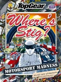 Where's Stig?: Motorsport Madness (Hardcover)