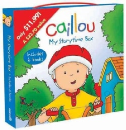 Caillou: My Storytime Box (Paperback)