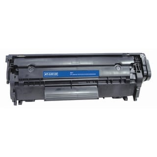 BasAcc Black Toner Cartridge Compatible with HP Q2612X