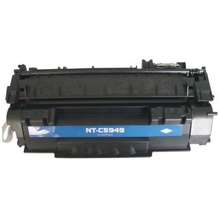 BasAcc Black Toner Cartridge Compatible with HP Q5949A 2.5K,