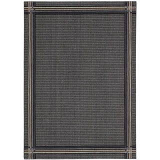 Joseph Abboud Griffith Midnight Area Rug by Nourison (3'6 x 5'6)