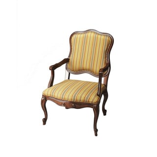 Golden Striped Chatham Chair