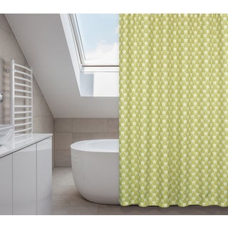 Manhattan Green Grapes 14-piece Shower Curtain Set