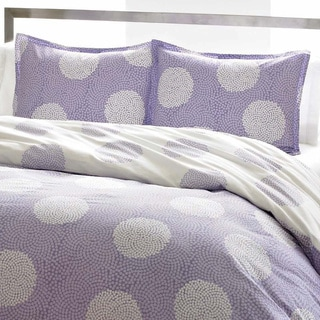 City Scene Raindance Wisteria Reversible Comforter Set
