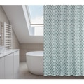 Madison Slate Blue 14-piece Shower Curtain Set