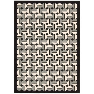 Joseph Abboud Griffith Onyx Area Rug by Nourison (3'6 x 5'6)