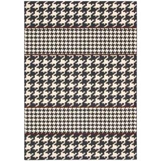 Nourison Joseph Abboud Griffith Domino Rug (9'6 x 13)