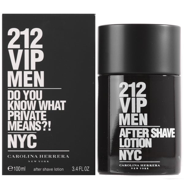 Carolina Herrera '212 VIP' 3.4-ounce After Shave Lotion