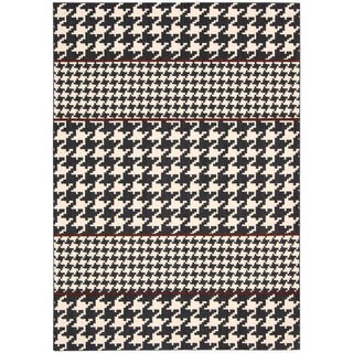Joseph Abboud by Nourison Griffith Domino Rug (7'9 x 10'10)