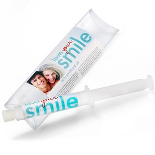 Love Your Smile 44-percent Strongest Teeth Whitening Gel (10cc Mega-Size Syringe)
