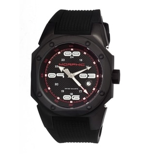 Morphic Men's Black Watch