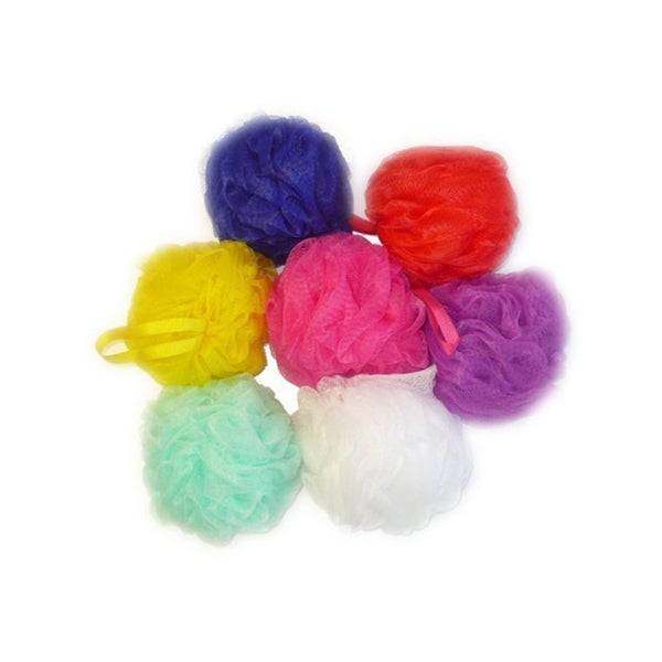 Aquasentials Mesh Pouf Bathing Sponge