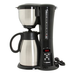 Zojirushi Fresh Brew Stainless Steel 10-cup Thermal Carafe Coffee Maker
