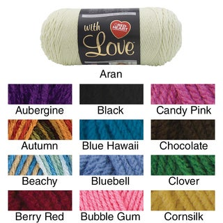 Red Heart 'With Love' Ultra-soft Yarn
