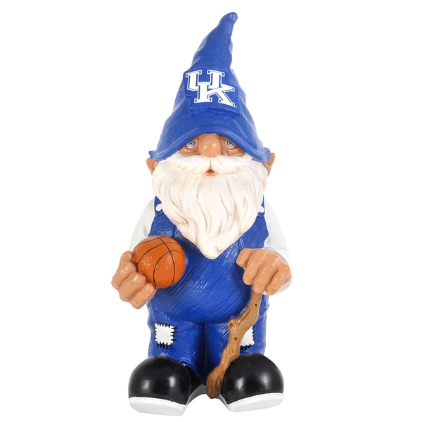NCAA Kentucky Wildcats 11-inch Garden Gnome