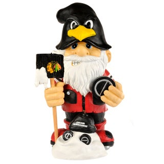 Forever Collectibles NHL Chicago Blackhawks11-inch Thematic Garden Gnome