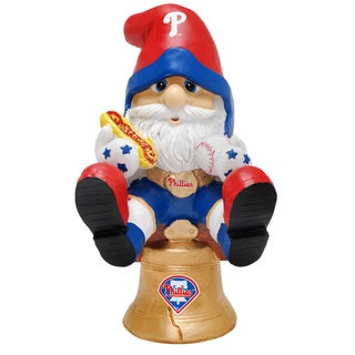 Forever Collectibles MLB Philadelphia Phillies 11-inch Thematic Garden Gnome