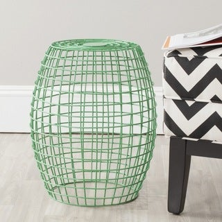 Eric Green Grid Stool