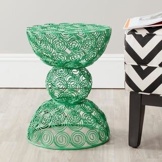 Leila Green Iron Wire Stool