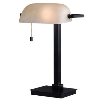 Astoria 1-light Bronze Desk Lamp