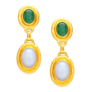 Gurhan 24k Yellow Gold Muse Earrings