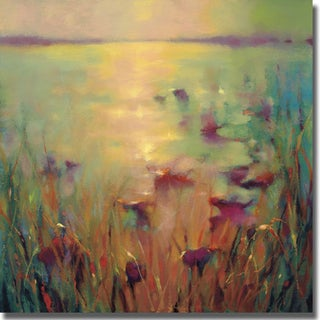 Donna Young 'Morning' Canvas Art