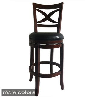 Elmira 29-inch Swivel Stool