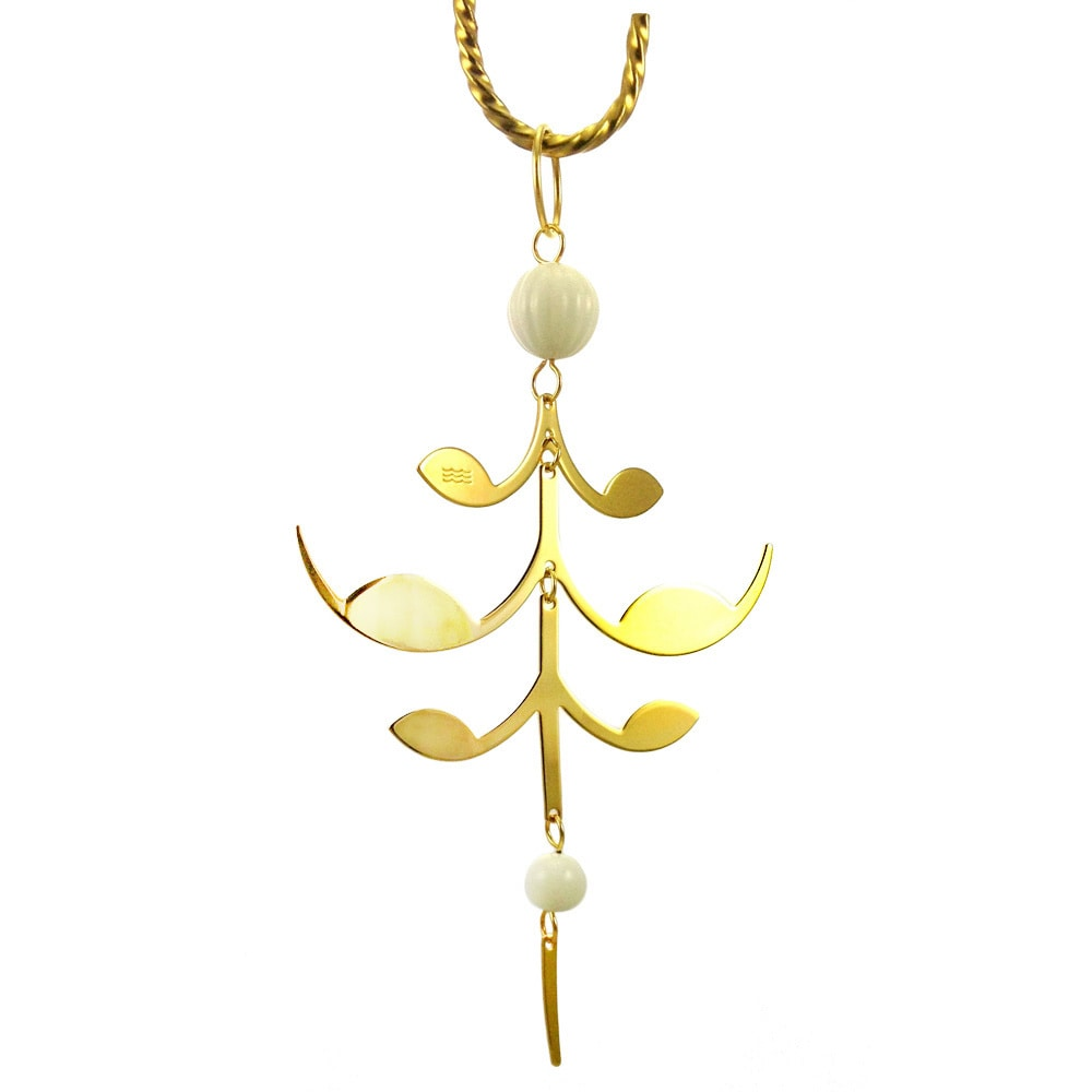 Royal Charm Palmette Gold Plated Ornament at Sears.com
