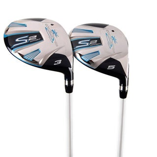 Cobra S2 Offset Right Handed Ladies 3-Wood and 5-Wood
