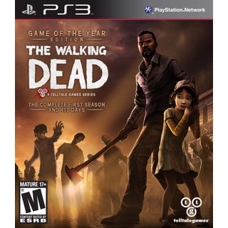 PS3 - The Walking Dead: Game of the Year Edition