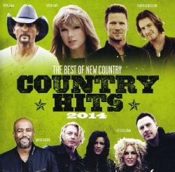 COUNTRY HITS 2014 - COUNTRY HITS 2014
