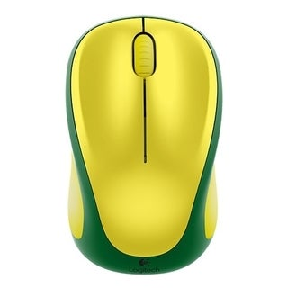 Logitech Wireless Mouse M317 - Brazil Color