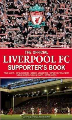The Official Liverpool FC Supporter's Book (Hardcover)
