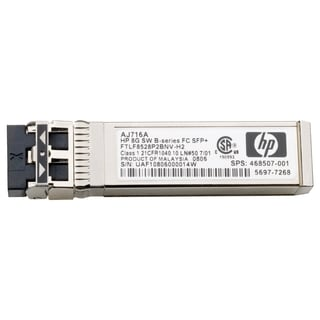 HP MSA 2040 10Gb Short Wave iSCSI SFP+ 4-pack Transceiver