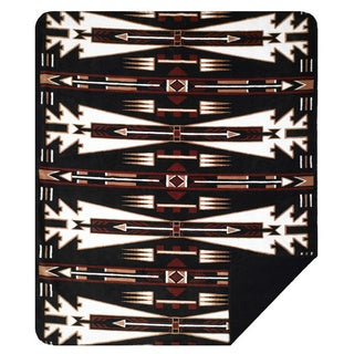 Denali Horse Thieves/ Black Throw
