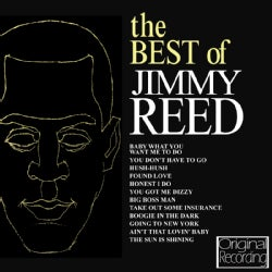 JIMMY REED - BEST OF JIMMY REED