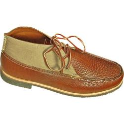 Men's Buffalo Jackson Trading Co. Dakota Boot Red Rock Tumbled Bison/Tan Canvas