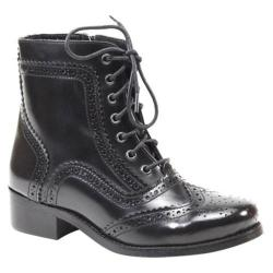 Women's Diba True Day Cruizer Black Leather